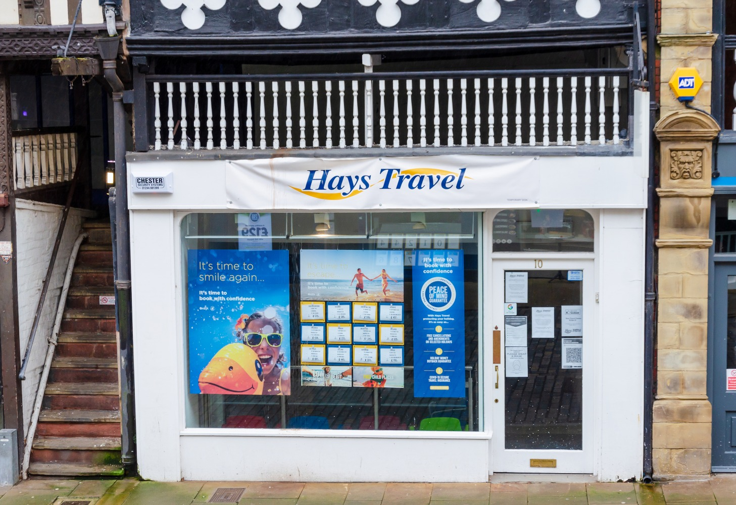 in-store travel agencies