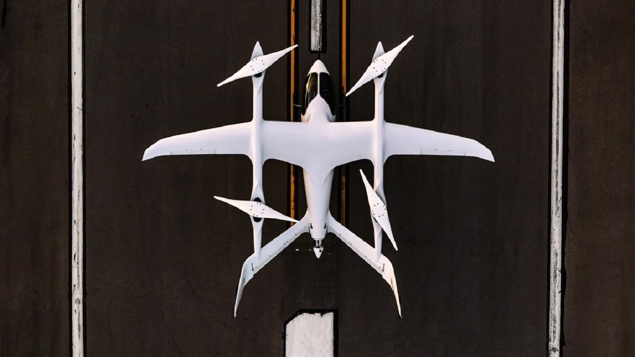 Beta Technologies took inspiration from the Arctic tern for the design of Alia-250. Credit: BETA Technologies.