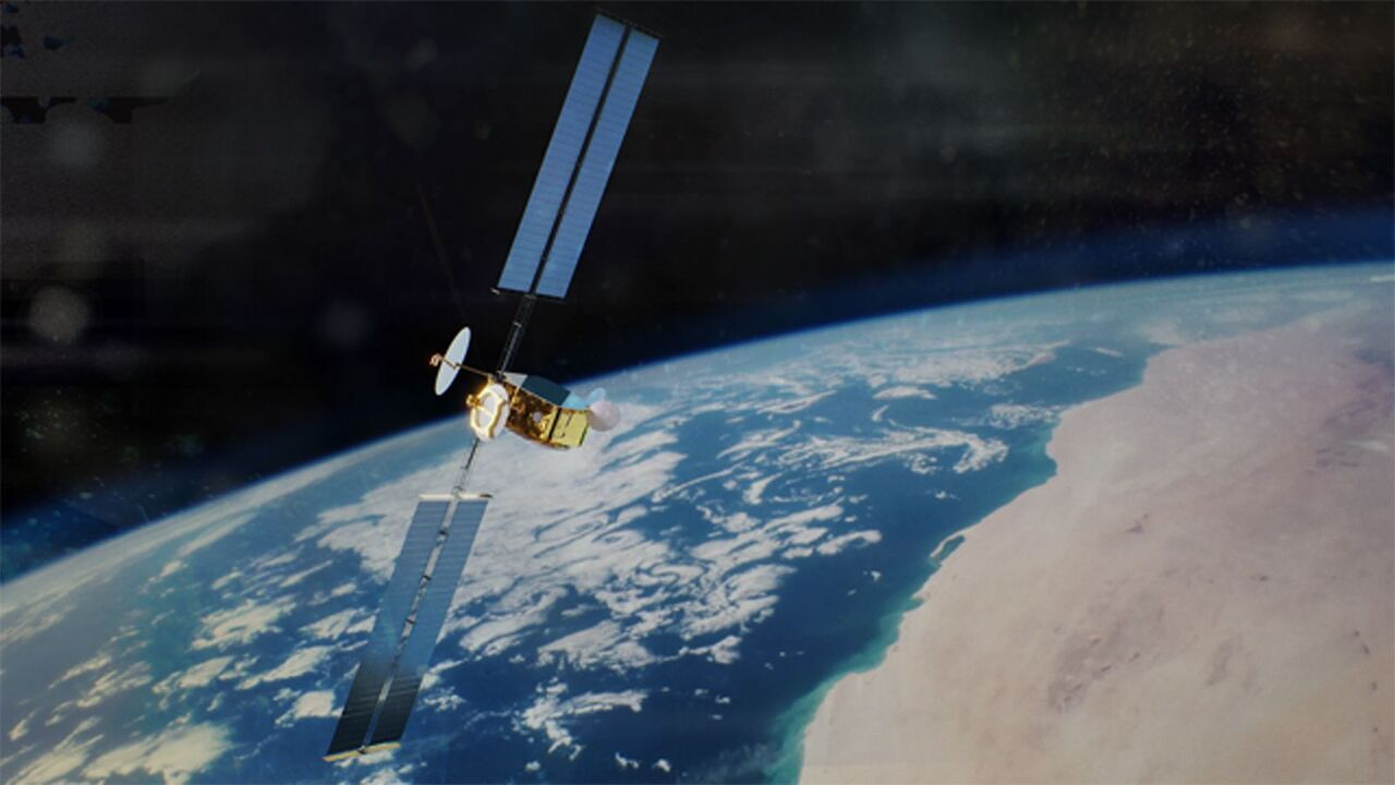 Airbus will also offer associated services and support for in orbit operations as part of the Superbird-9 contract. Credit: Airbus.