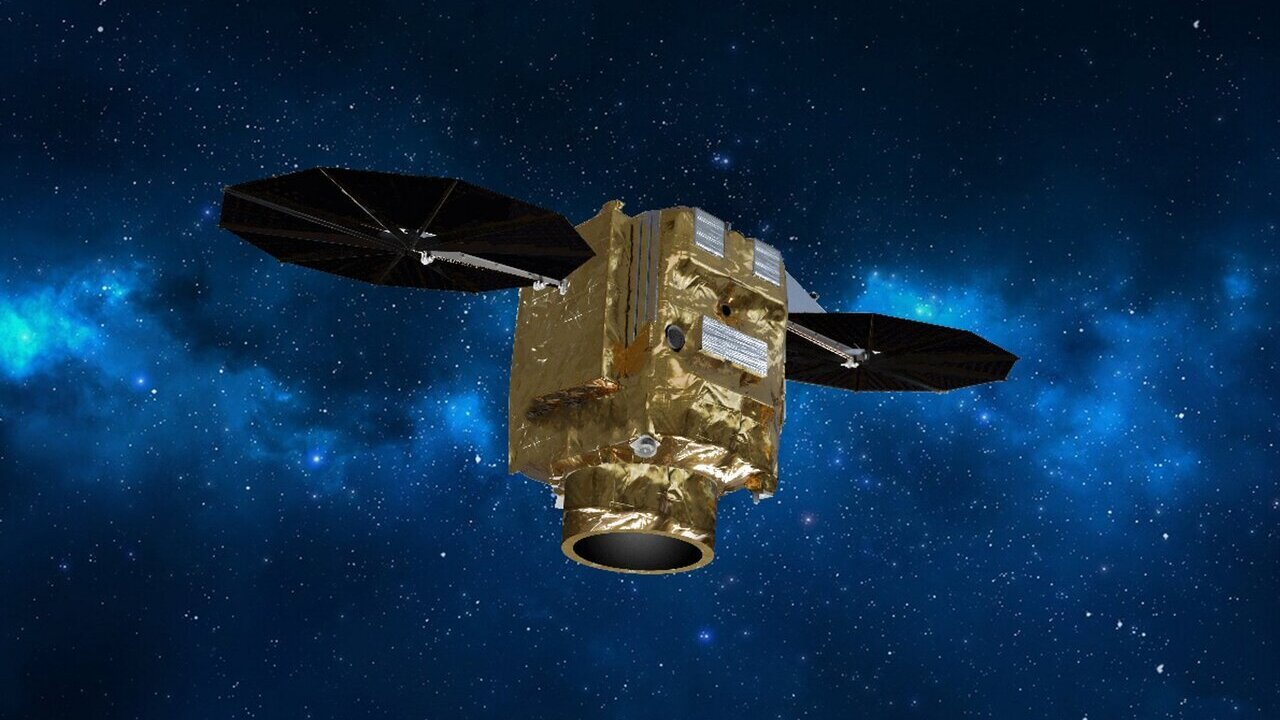 The Pléiades Neo 3 constellation will include four satellites operated by Airbus. Credit: Airbus.