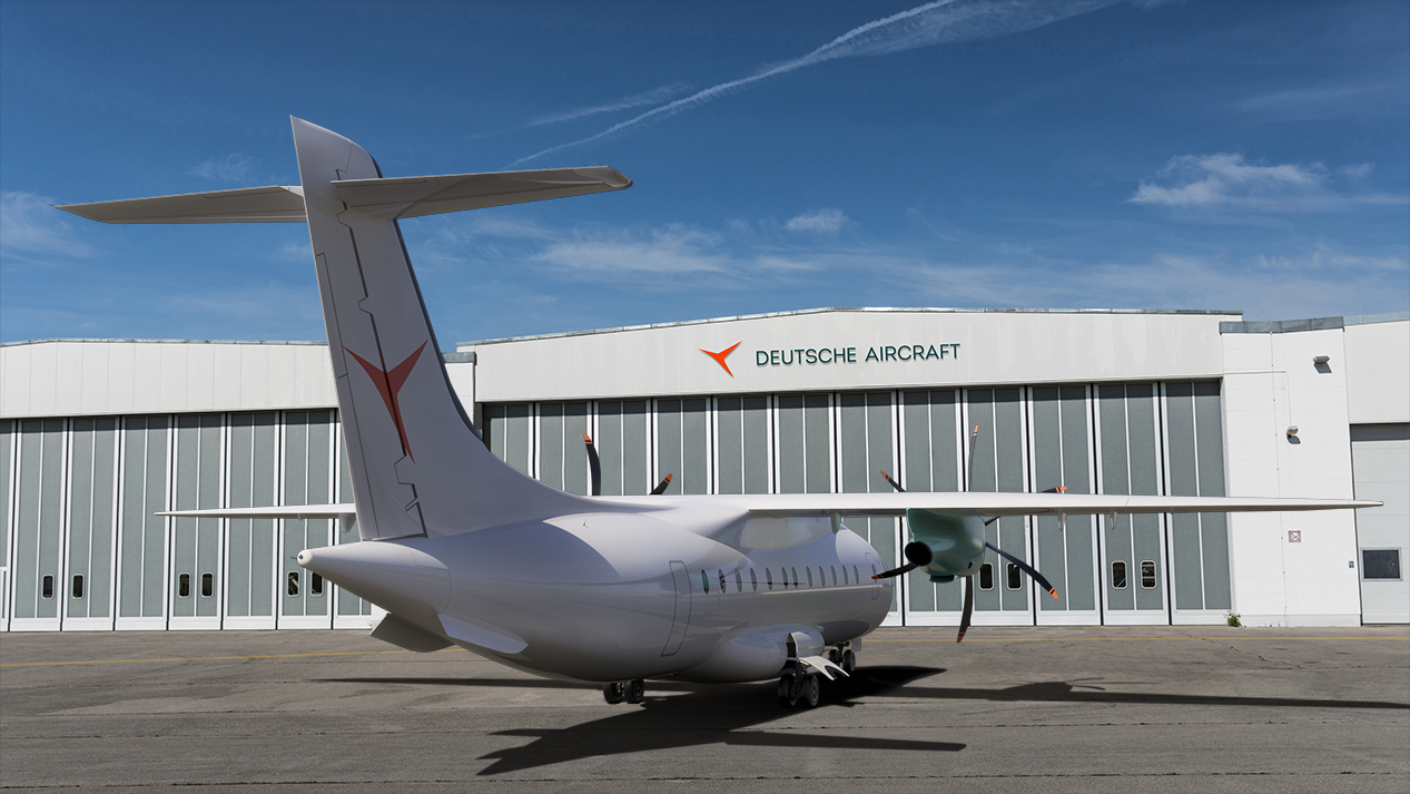 GKN Aerospace Deutsche Aircraft