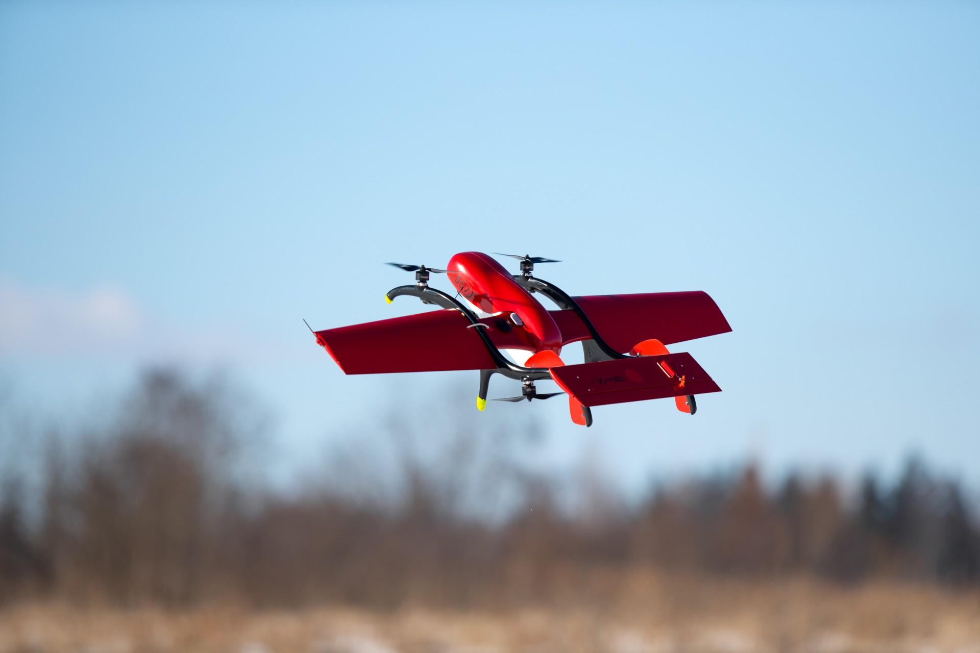 Volatus Aerospace