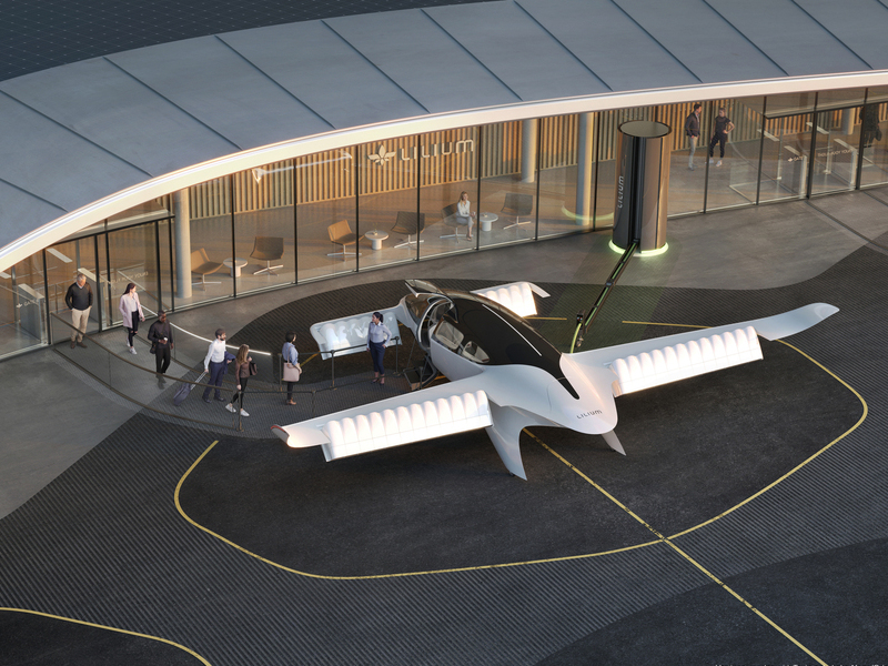 The Lilium Jet secured CRI-A01 certification basis from EASA in 2020. Credit: Lilium.
