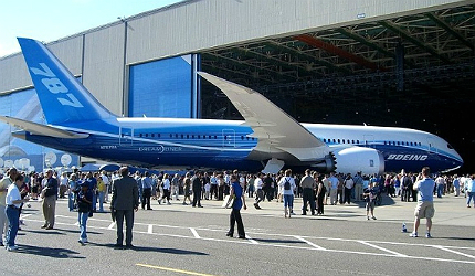 The 787-10 will be the third Dreamliner variant