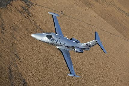 Eclipse 550 Light Business Jet
