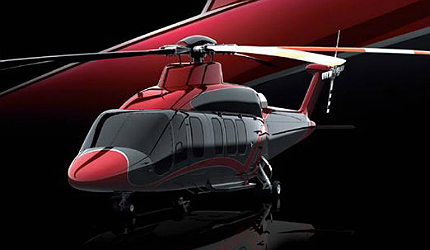 Bell 525 Relentless will have a new advanced aerodynamic design