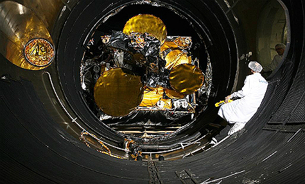 SES-6 communication satellite