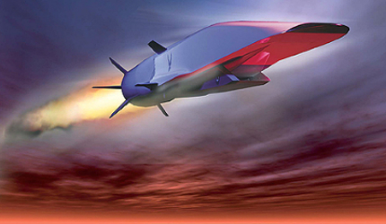 On 26 May 2010, the X-51A completed its first flight, flying more than 200 seconds and reaching speeds of up to Mach 5
