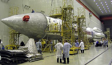 Telkom 3 Communications Satellite