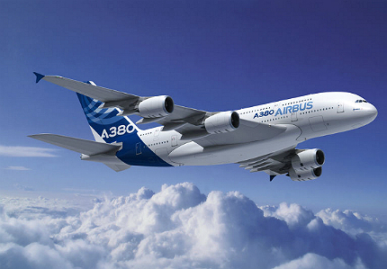 A380-800 from Airbus