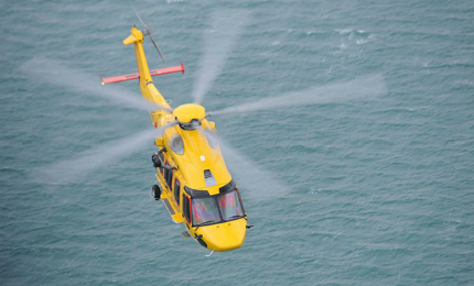 Airbus H175 helicopter