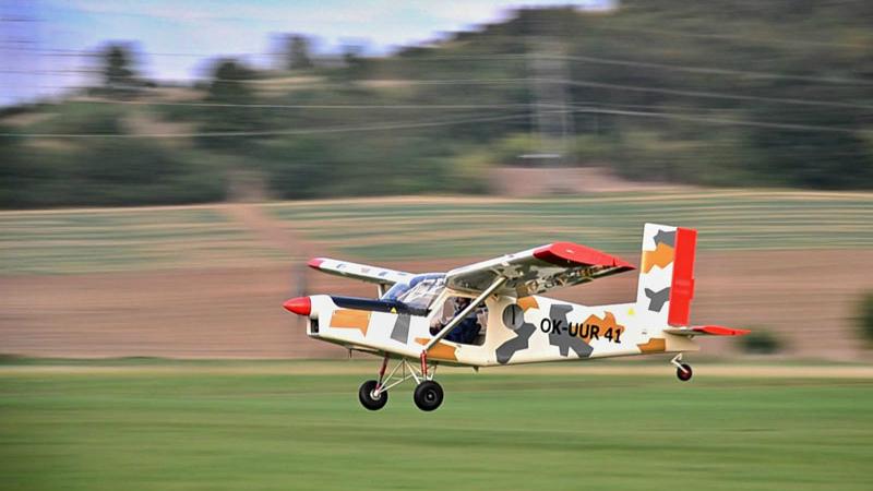 Irbis aircraft