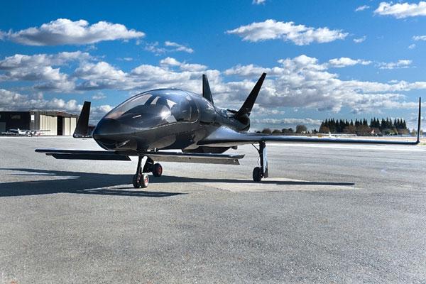 Cobalt 50 aircraft