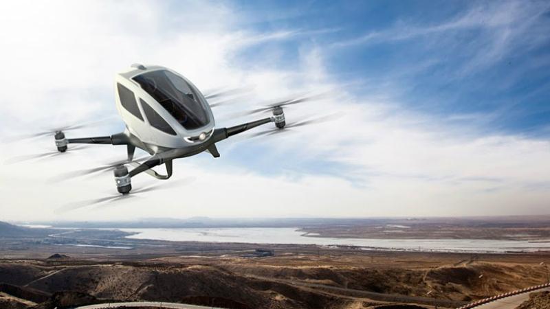 Ehang 184 Austonomous Aerial Vehicle