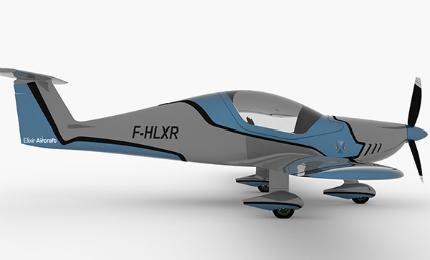 Elixir light aircraft