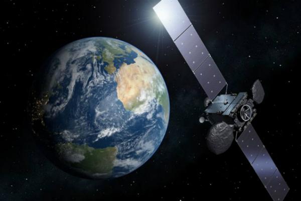 Hispasat satellite