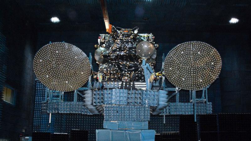 JCSAT-16 satellite