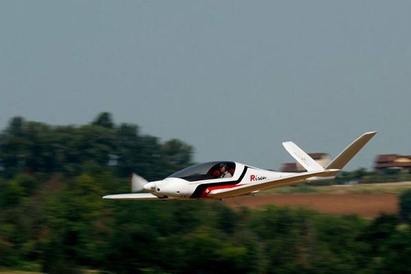 The Risen aircraft