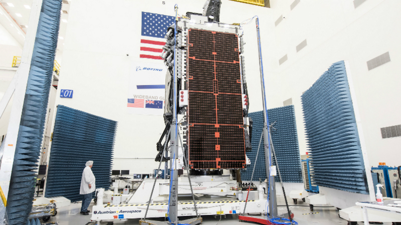 intelsat 29e Epic Satellite