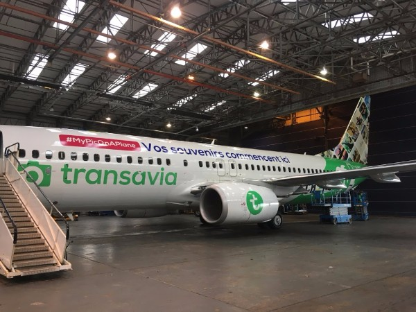 Aviation Graphix - Transavia