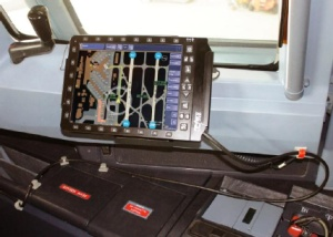 navAero t.Bag™C2² Electronic Flight Bag System