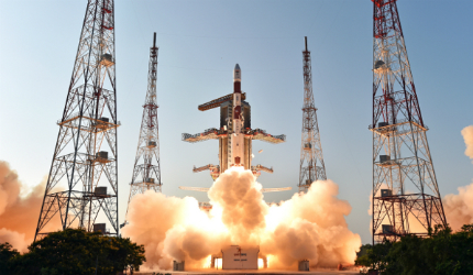IRNSS-1D satelitte