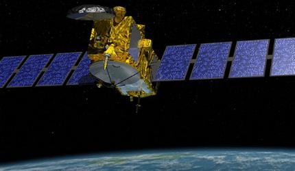 Jason 3 satellite