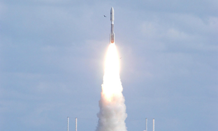 The spacecraft was launched in January 2006 and reached Pluto's surface after approximately nine years in July 2015.