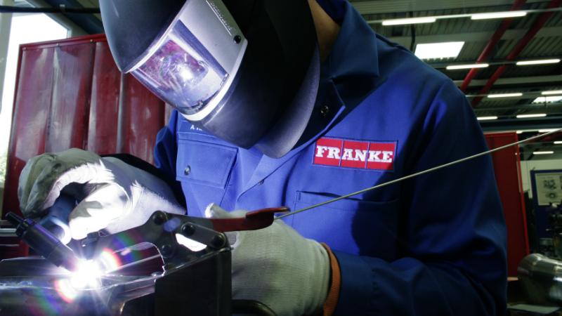 franke welding