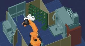 Robot Peener