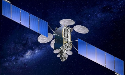 Jabiru-1 Communication Satellite