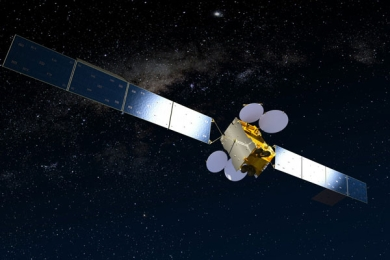 MEASAT-3b satellite