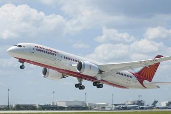 Air India 787 Dreamliner