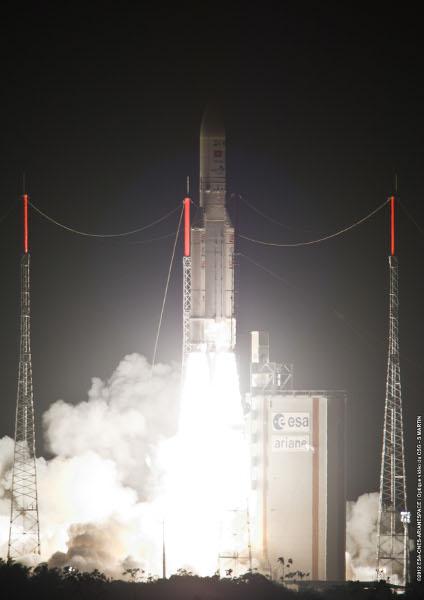 Ariane 5 launcher
