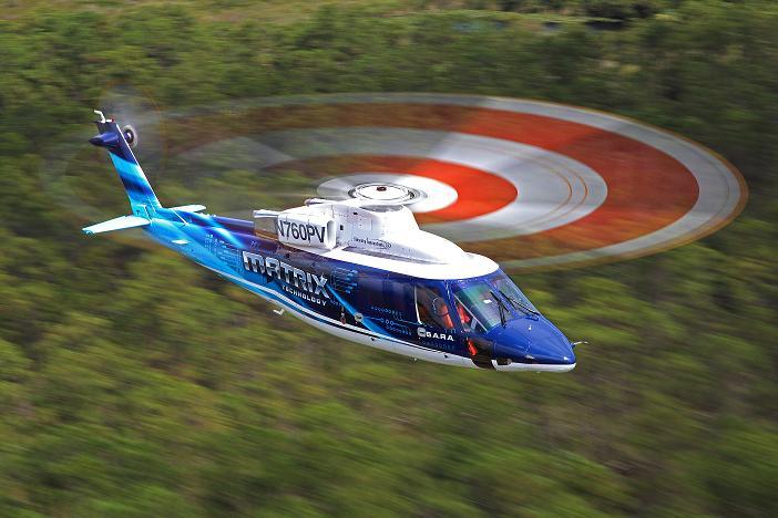 MATRIX Technology Sikorsky S-76