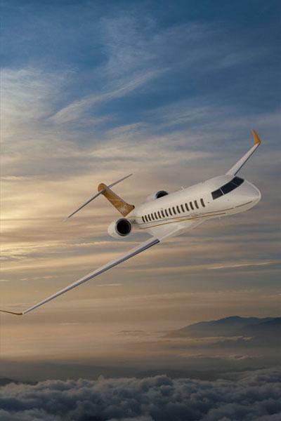 Global 7000 aircraft