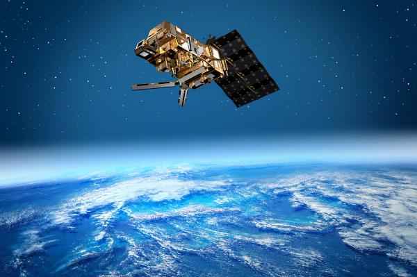 ESA MetOp satellite