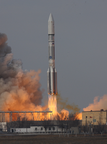 Intelsat-22 satellite