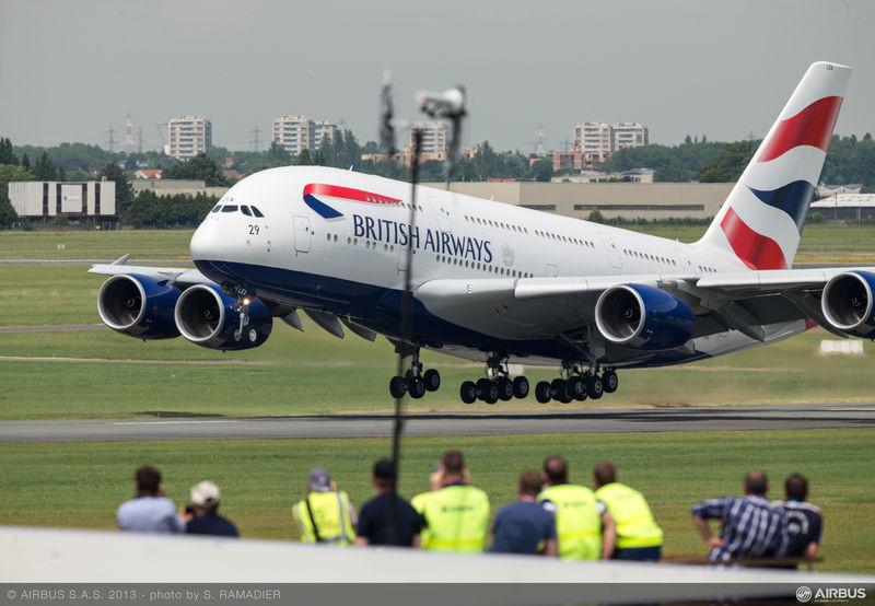 A380 BA