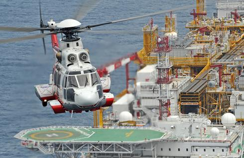 Eurocopter Anthony Pecchi