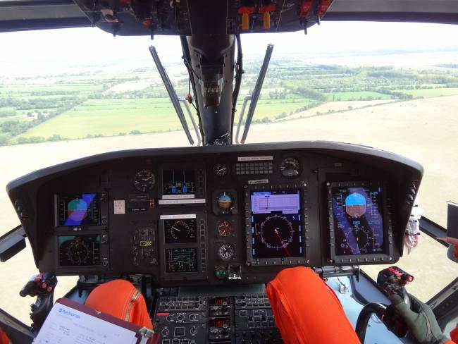ec155 quiet landing procedure eurocopter