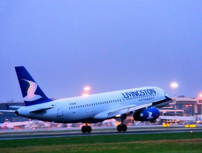 Livingston Compagnia Aerea A320