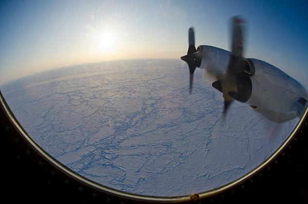 NASA Arctic mission