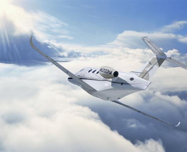 Hawker Beechcraft- businessjet