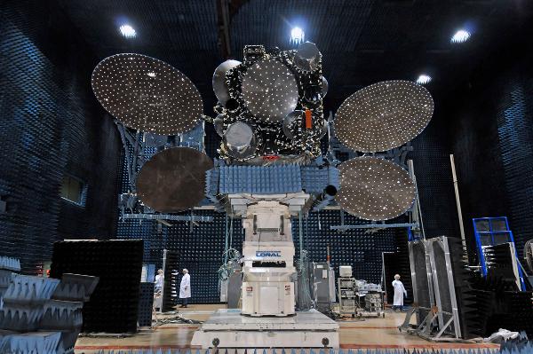 SES-5 Satellite
