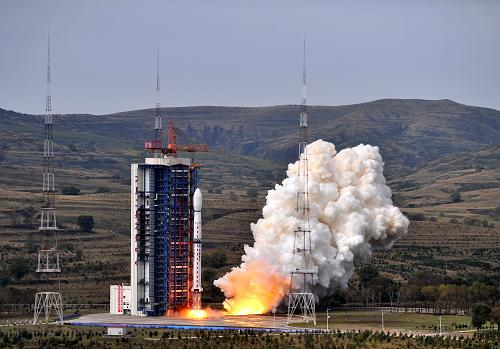FY-3C launch