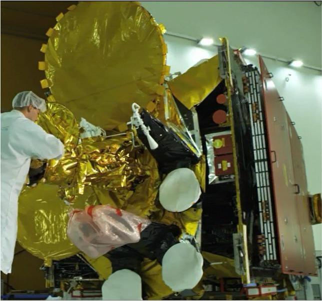 Y1A satellite