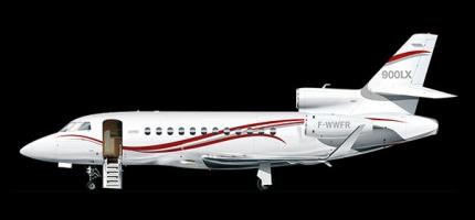 Dassault Falcon 900LX Business Jet