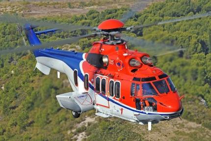 EC225 Eurocopter Super Puma
