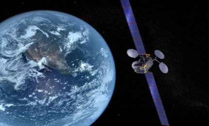 EUTELSAT 115 West B Satellite